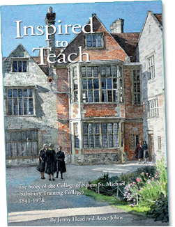 Inspired to Teach front cover