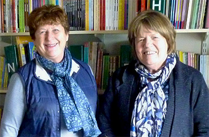 Jenny Head & Anne Johns
